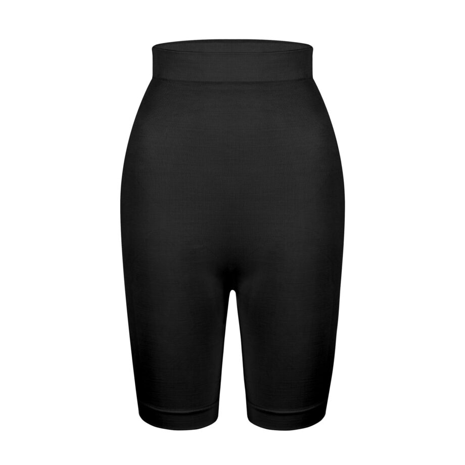 pantaloncino modellante nero