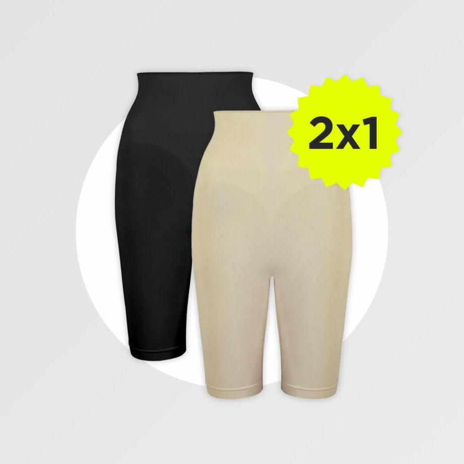 bodyboo pantaloncini modellanti promo 2x1 1 - BodyBoo